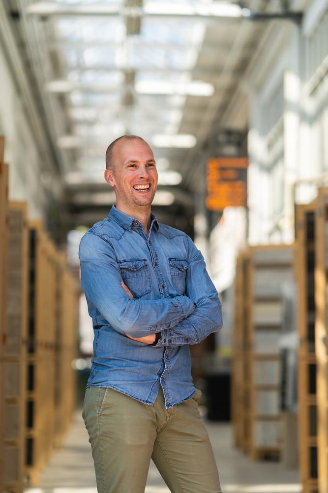 Portret voor ID Factory